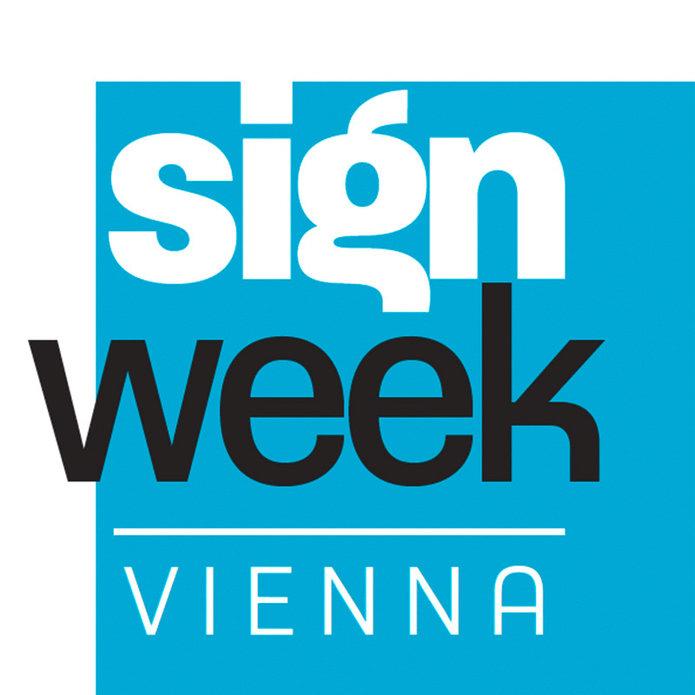 sign week vienna logo