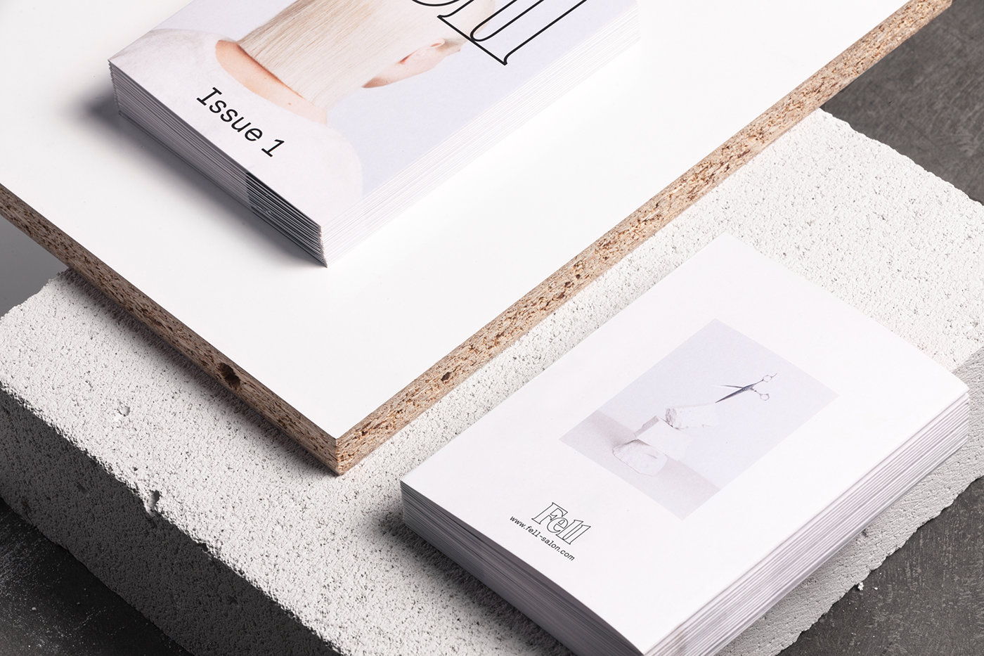 Fell Salon – Branding