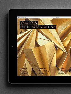 Yasmo & Die Klangkantine –Cover