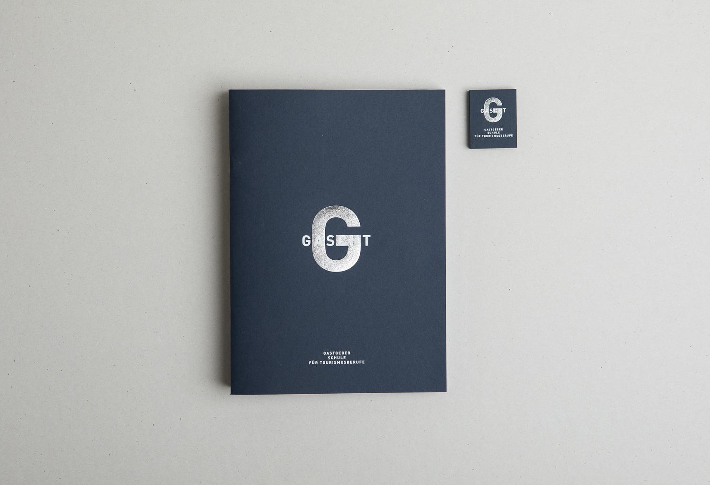 Gascht - Corporate Design