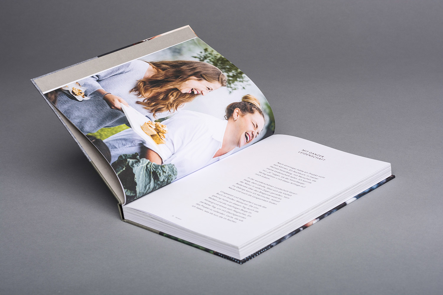 Nina Fischer – Mundart – Editorial Design