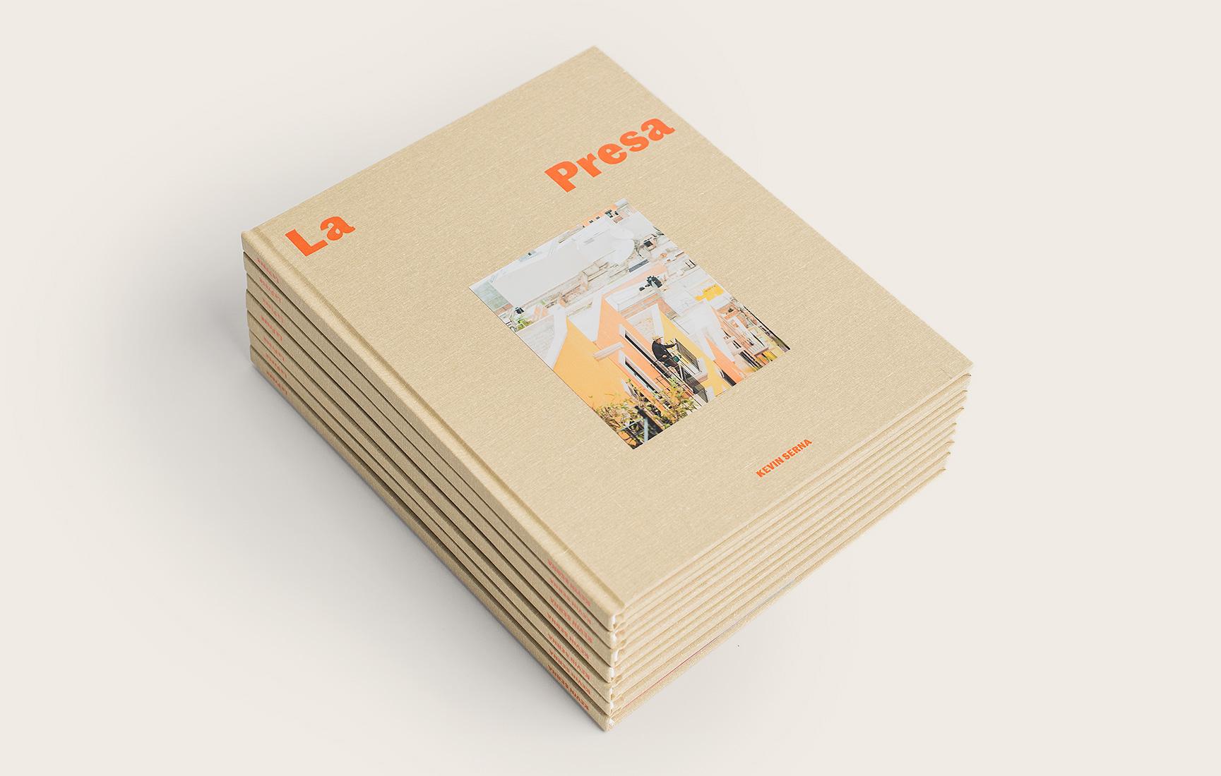 La Presa – Book