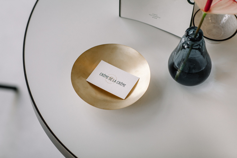 Crème de la Crème – Corporate Design
