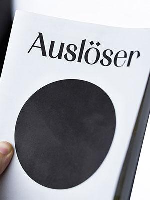 Auslöser Magazin Cover