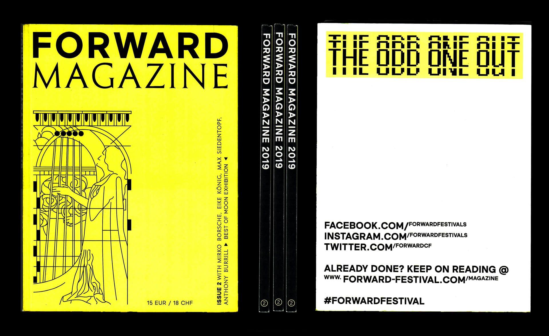 Forward Magazine 2019 – Zwupp